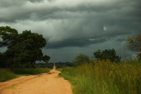 Dark Clouds over African Roads