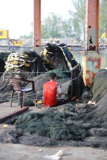 Repairing nets